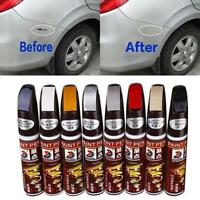 1 x DIY Car Clear Scratch Remover Touch Up Pens Auto Paint Repair Pen Brush Tool