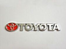 Toyota Red Logo emblem badge sticker CAMRY COLLORA 4RUNNER JDM New