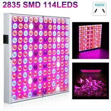 600W LED Grow Light Hydroponic IR UV Full Spectrum Indoor Veg Plant Lamps JG