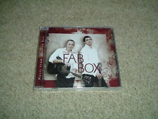 FAB BOX - MUSIC FROM THE FAB BOX - CD ALBUM - AOR/MELODIC - NEW & STILL SEALED