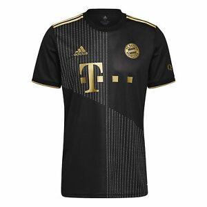 NEW Official 2021/22 Bayern Munich Adidas Mens Away Jersey