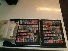 Immense terrain de travail: 1000 s des timbres de pays partout dans le monde, boutique de confiance