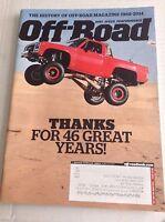 Off-Road Magazine 46th Anniversary May 2014 032317NONRH