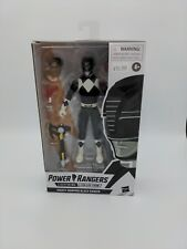 Power Rangers Lightning Collection Black Ranger Mighty Morphin New