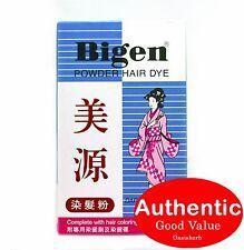 Japan Made Bigen Powder Hair Dye 6g Dark Brown (c) Post