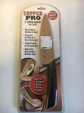"""6"""" Copper Pro Chef's Knife E14"""