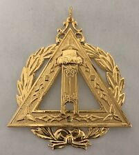 New Freemason Royal Arch Mason Grand Scribe Officer Collar Jewel