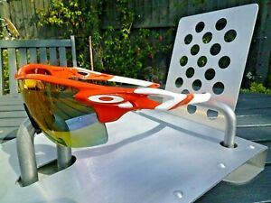 OAKLEY RADARLOCK XLsport wrap Sunglasses M2 half fast flak jacket radar frame