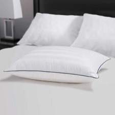 King Pacific Coast Duck Down Feather Pillow White NIP