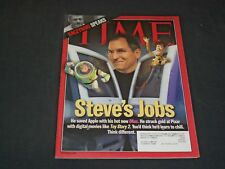 1999 OCTOBER 18 TIME MAGAZINE - STEVE JOBS - T 3028