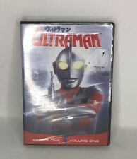 DVD Ultraman Series 1 One Volume 1 One New Sealed Two Disc Set Not Rated Bin M