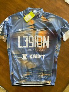L39ION Cycling Team Jersey XXL Legion of Los Angeles Zwift—Affordable Version 🔥