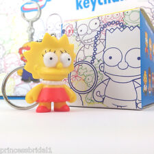 kidrobot Simpsons Vinyl Keychain Series - Lisa - New
