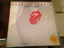 """ROLLING STONES SPANISH 12"""" MAXI SPAIN UNDERCOVER OF THE NIGHT JAGGER"""