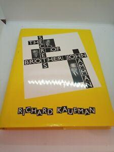 Vintage Magic card trick Book Richard Kaufman the secrets of brother John hamman