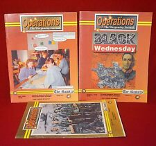 Operations, The Wargaming Journal #5 #14 #17 The Gamers Lot * 3