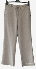 Marks and Spencer Linen Regular Size 30L Trousers for Women