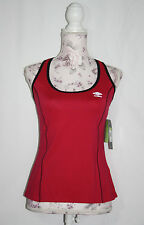 Umbro Tank Top Dark Pink Racerback Size S Small MSRP: $28.00
