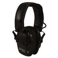 Howard Leight Black Impact Sport Shooting Hearing Protection Electronic Earmuffs