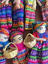 Worry Dolls Magnet x 10 for Art and Craft Bulk Lot lot 19