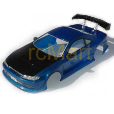 COLT 200mm Clear Body S15 EP GP 4WD 1:10 RC Cars Drift Touring On Road #M2304