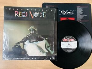 "BILL NELSONS RED NOSE ""SOUND ON SOUND"" 1979 UK HARVEST LP  MINT-/EX+"