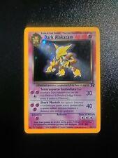 Pokemon Dark Alakazam Holo Team Rocket 1/82
