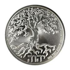 Niue New Zealand Mint Baum des Lebens Tree of Life 2021 1 oz 999 Silbermünze