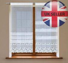 Jacquard fenêtre rouleau blinder avec fermoirs avec possibilité d'ajuster la hauteur
