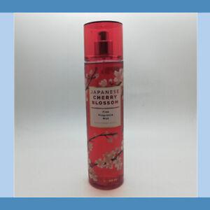 New Bath & Body Works JAPANESE CHERRY BLOSSOM Autumn Fine Body Mist 2020 236 mL