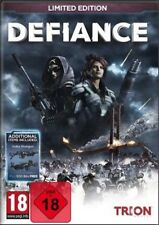 Defiance Limited Edition PS3 Neu & OVP