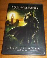 Van Helsing - The London Assignment (DVD, 2004) Hugh Jackman
