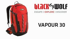 BLACK WOLF VAPOUR 30L DAY PACK CHILLI
