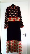 Traditional Jordanian Palestian Thobe Abaya Special Occasion Dress