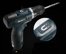 Household Electric Screw Driver Pistol Electric Drill 12V with LED Light+Charger