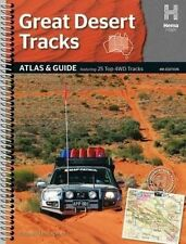 Hema Great Desert Tracks Atlas & Guide 4th Edition