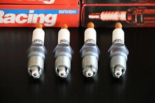 4 Brisk GOR17LGS Spark Plug Ford Tempo Thunderbird Transit Connect Windstar NEW