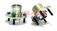 Holden Commodore VT Adapter Brake Upgrade Hubs for GEMINI Conversion PAIR 4 Stud