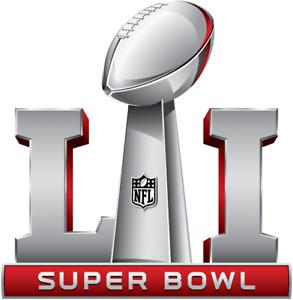 Super Bowl LI (51) Decal (Patriots)