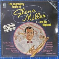 The Legendary Sound of Glenn Miller and his Big Band K-tel 1357 LP94