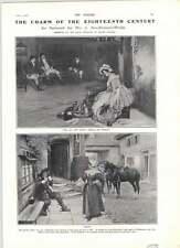 1906 J Sanderson Wells Artwork Chaff Fancy Nancy