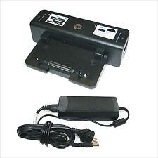 HP Profi Dockingstation HSTNN-I11X für HP EliteBook 8570w mit HP Netzteil 120 W