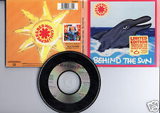 """RED HOT CHILI PEPPERS """"Behind the Sun"""" (CD) 1992 - RARE"""