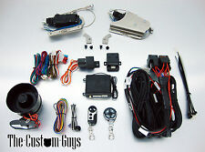 AVS BOLT-IN SHAVED DOOR KIT 1973/1987 CHEVY/GMC C10 W/ ALARM SYSTEM & HARNESS