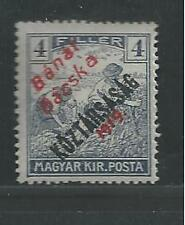HUNGARY # 10N26 MHG SERBIAN OCCUPATION