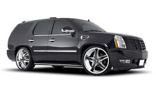 """2Crave #15 22"""" wheels rims&tires fit Ford Lincoln Chevy GMC Escalade 300 Charger"""