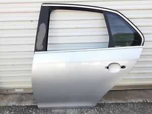 05-14 VOLKSWAGEN JETTA SEDAN REAR LEFT DRIVER SIDE  DOOR SHELL OEM