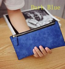 Summer Fashion Women Lady Girls Leather Wallet Card Holder Phone Purse Handbag