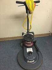 MINUTEMAN PAMS 2400 HIGH SPEED BURNISHER POLISHER FLOOR BUFFER H.P. 1 1/2