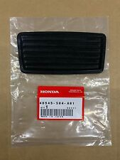 New OEM Genuine Honda & Acura Brake Pedal Pad 46545-S84-A81 Free Shipping